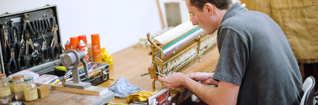 Piano Repairs and Restoration