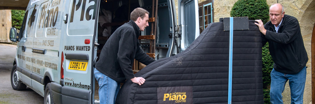 Piano Removals and Storage