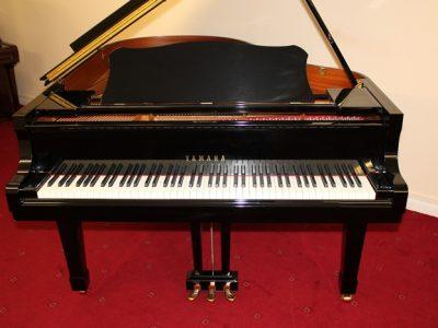 Kawai gl10 baby grand piano horsham piano centre for Yamaha c3 piano dimensions