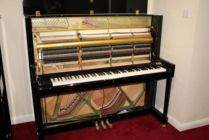 Kawai K600 upright piano | Horsham Piano Center